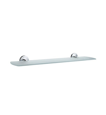 Smedbo NK347 Studio Shelf Wallmount in Polished Chrome
