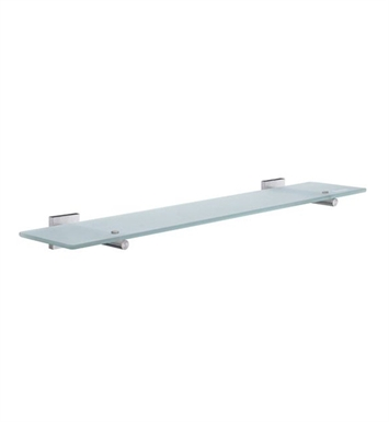 Smedbo RK347 House Shelf Wallmount in Polished Chrome