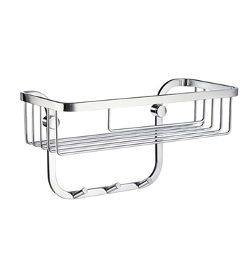 Smedbo DK2006 Sideline Shower Basket in Polished Chrome