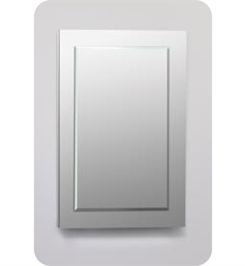 "Robern DM2030MG11 Decorative 19-1/8"" x 29-7/8"" Framed Mirror With Style and Color: Tinted Gray Mirror <strong>(USUALLY SHIPS IN 2-3 WEEKS)</strong>"