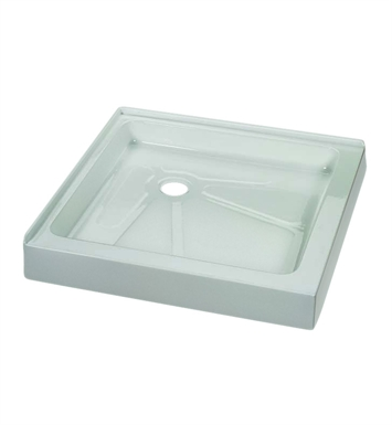 Fleurco ABC Square Acrylic Corner Shower Base