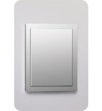 "Robern DM2430MG11 Decorative 23-1/8"" x 29-7/8"" Framed Mirror With Style and Color: Tinted Gray Mirror <strong>(USUALLY SHIPS IN 2-3 WEEKS)</strong>"