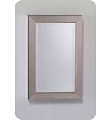 Robern mtm20md metallique 19 x 29 3 4 framed wall mirror for Mirror 34 productions