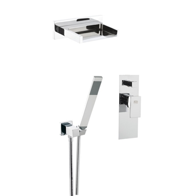 Nameeks Z09S02US Remer Shower Faucet