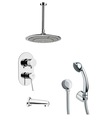 Nameeks TSH4000 Remer Tub and Shower Faucet