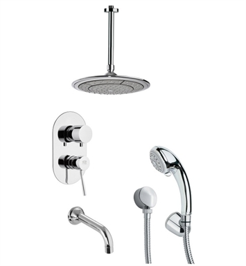 Nameeks TSH4001 Remer Tub and Shower Faucet