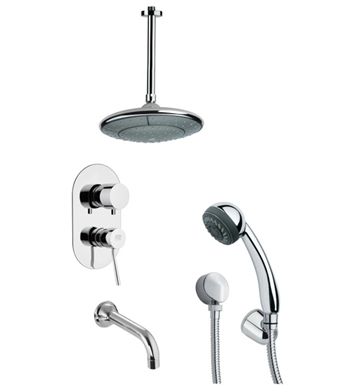 Nameeks TSH4004 Remer Tub and Shower Faucet