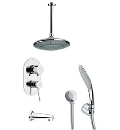 Nameeks Remer Tub and Shower Faucet TSH4006
