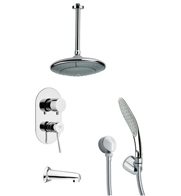 Nameeks TSH4006 Remer Tub and Shower Faucet