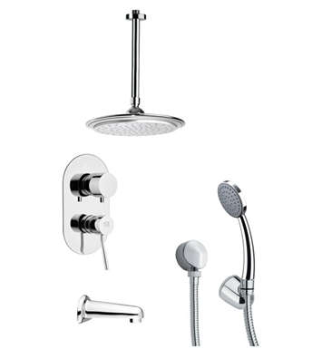 Nameeks TSH4008 Remer Tub and Shower Faucet