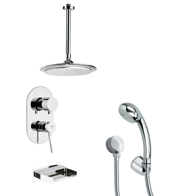Nameeks TSH4011 Remer Tub and Shower Faucet