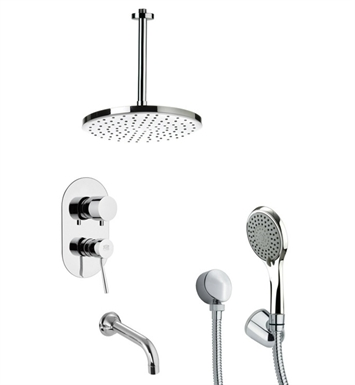 Nameeks TSH4016 Remer Tub and Shower Faucet