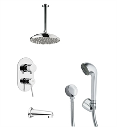 Nameeks Remer Tub and Shower Faucet TSH4023