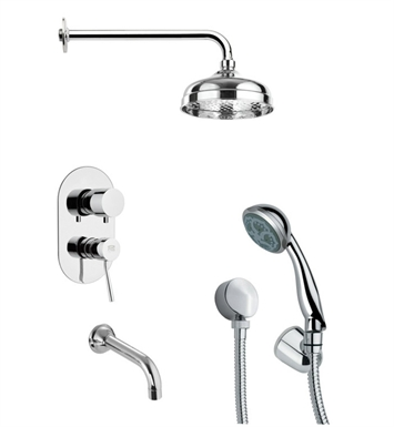 Nameeks TSH4026 Remer Tub and Shower Faucet