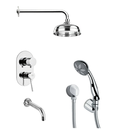 Nameeks Remer Tub and Shower Faucet TSH4027