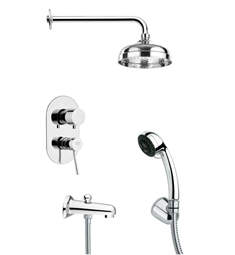 Nameeks Remer Tub and Shower Faucet TSH4029