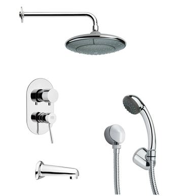 Nameeks TSH4033 Remer Tub and Shower Faucet