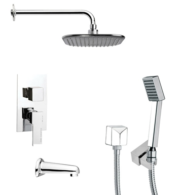 Nameeks TSH4034 Remer Tub and Shower Faucet