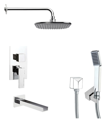 Nameeks TSH4036 Remer Tub and Shower Faucet