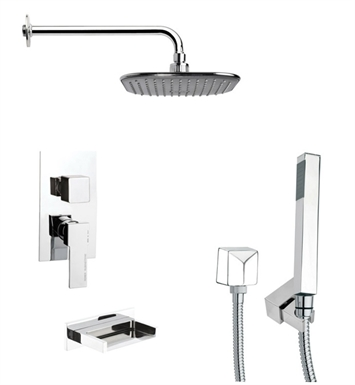 Nameeks TSH4037 Remer Tub and Shower Faucet