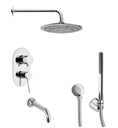 Nameeks Remer Tub and Shower Faucet TSH4041