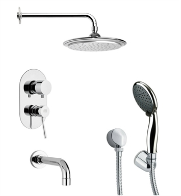 Nameeks TSH4045 Remer Tub and Shower Faucet