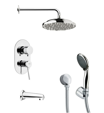 Nameeks TSH4052 Remer Tub and Shower Faucet