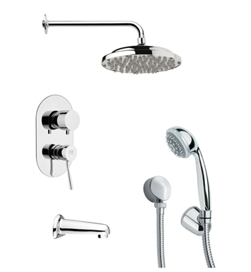 Nameeks TSH4053 Remer Tub and Shower Faucet
