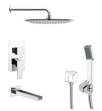 Nameeks TSH4056 Remer Tub and Shower Faucet