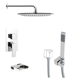 Nameeks Remer Tub and Shower Faucet TSH4057