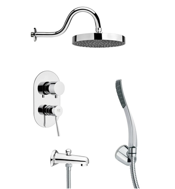 Nameeks TSH4062 Remer Tub and Shower Faucet