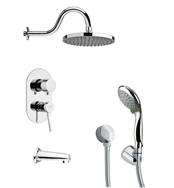 Nameeks TSH4064 Remer Tub and Shower Faucet