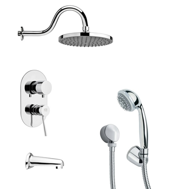 Nameeks TSH4065 Remer Tub and Shower Faucet