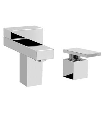 Graff G-3150-LM31-SN Structure Roman Tub Faucet With Finish: Steelnox (Satin Nickel)