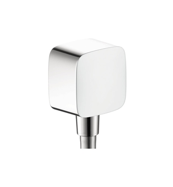 Hansgrohe 27414001 PuraVida Wall Outlet with Check Valve