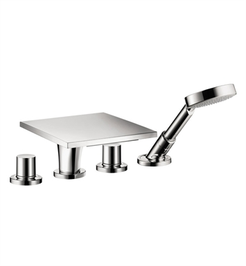Hansgrohe 18440001 Axor Massaud 4 Hole Roman Tub Set Trim