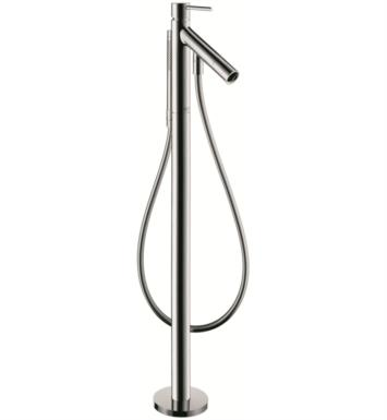 "Hansgrohe 10456 Axor Starck 38 7/8"" Single Handle Free Standing Tub Filler with Handshower"