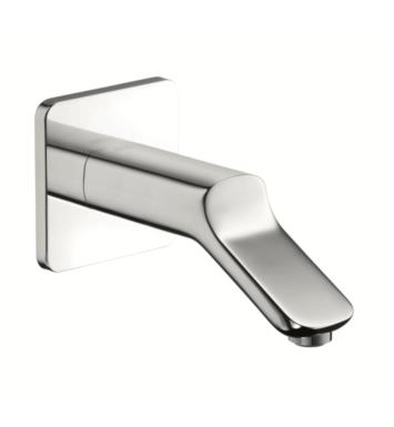 "Hansgrohe 11430001 Axor Urquiola 7 1/2"" Wall Mount Tub Spout in Chrome"