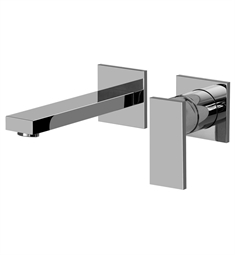 Graff Solar Wall Mounted Lavatory Faucet