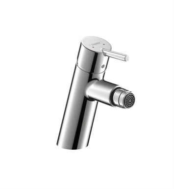 Hansgrohe 32240821 Talis S Single Hole Bidet Faucet With Finish: Brushed Nickel