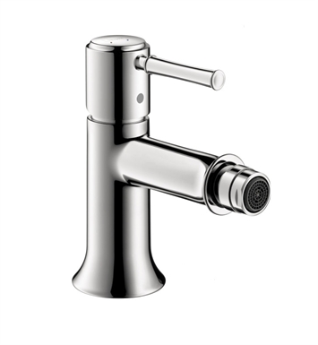 Hansgrohe 14120001 Talis C Single Hole Bidet Faucet With Finish: Chrome
