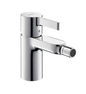 "Hansgrohe 31261001 Metris S 5 5/8"" Single-Hole Deck Mounted Bidet Faucet With Finish: Chrome"