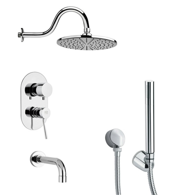 Nameeks TSH4068 Remer Tub and Shower Faucet