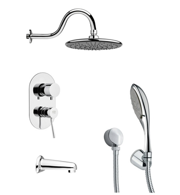 Nameeks TSH4072 Remer Tub and Shower Faucet