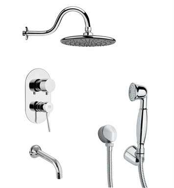 Nameeks TSH4074 Remer Tub and Shower Faucet