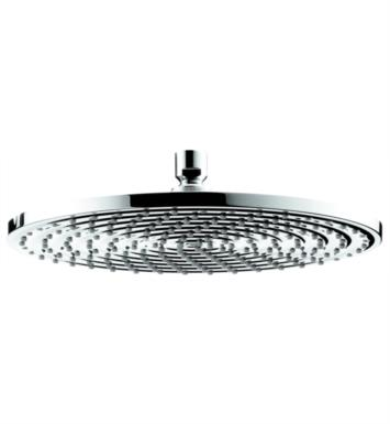 "Hansgrohe 27493821 Raindance S 300 11 3/4"" Wall Mount Round 1-Jet Showerhead With Finish: Brushed Nickel"
