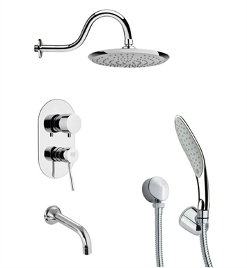 Nameeks TSH4075 Remer Tub and Shower Faucet