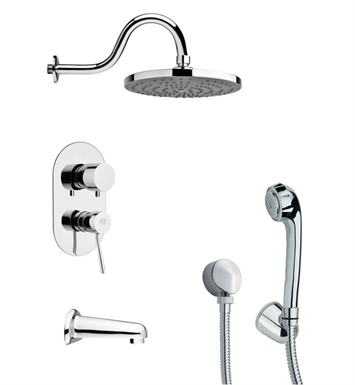 Nameeks TSH4079 Remer Tub and Shower Faucet