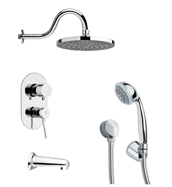 Nameeks TSH4080 Remer Tub and Shower Faucet
