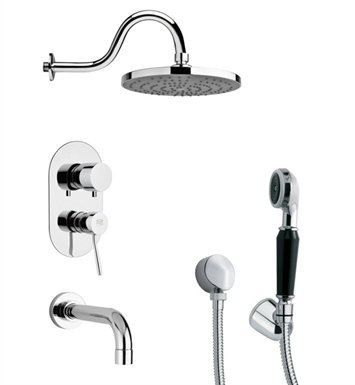 Nameeks TSH4081 Remer Tub and Shower Faucet